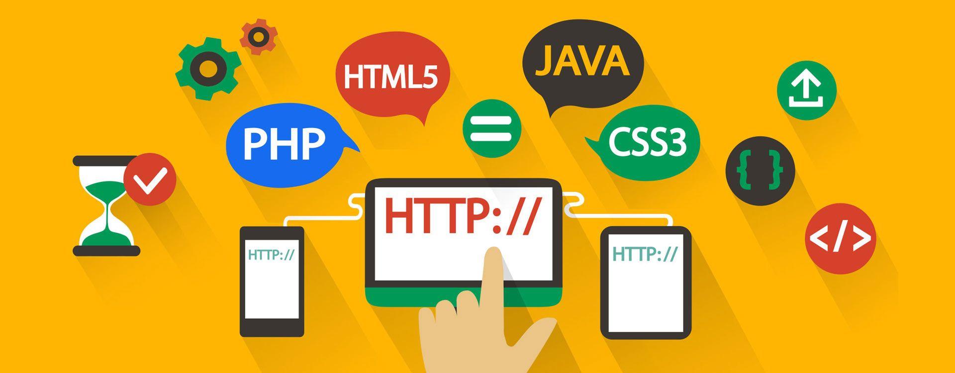I siti web oggi