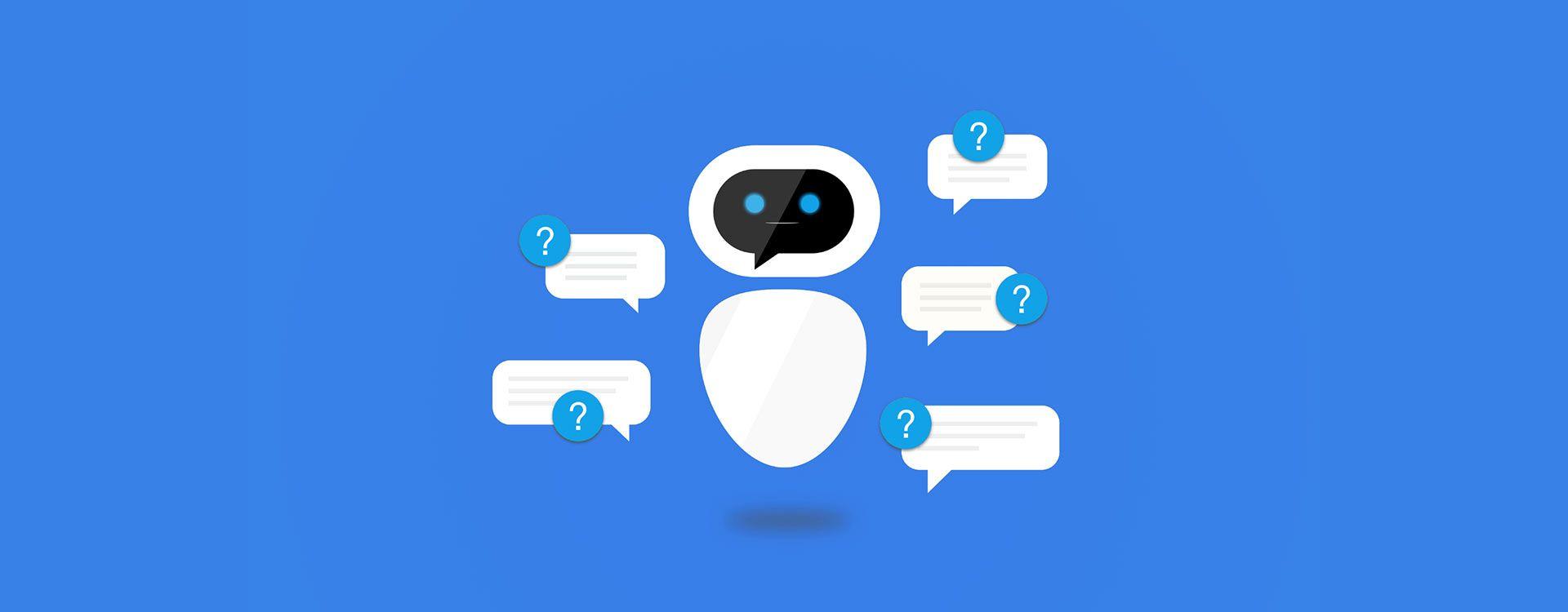 Chatbot e siti internet